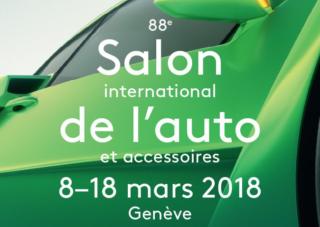 Salon de l'auto de Genève 2018