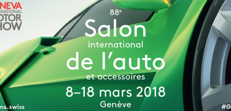Salon de l auto de gen ve 2018 for Adresse salon de l auto geneve