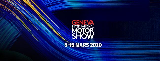 SALON DE L'AUTO DE GENEVE 2020